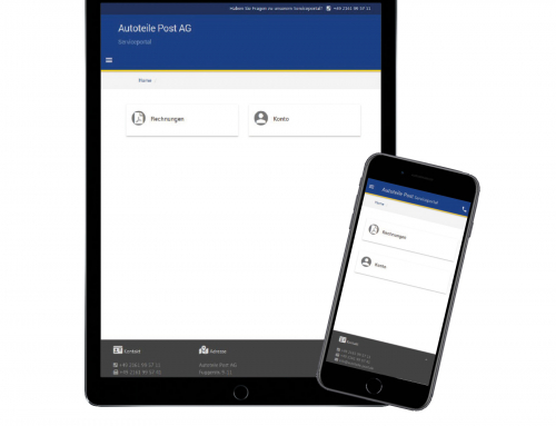 Jetzt neu: Digitale Rechnungen